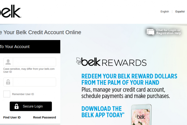 Belk Credit Card Logo
