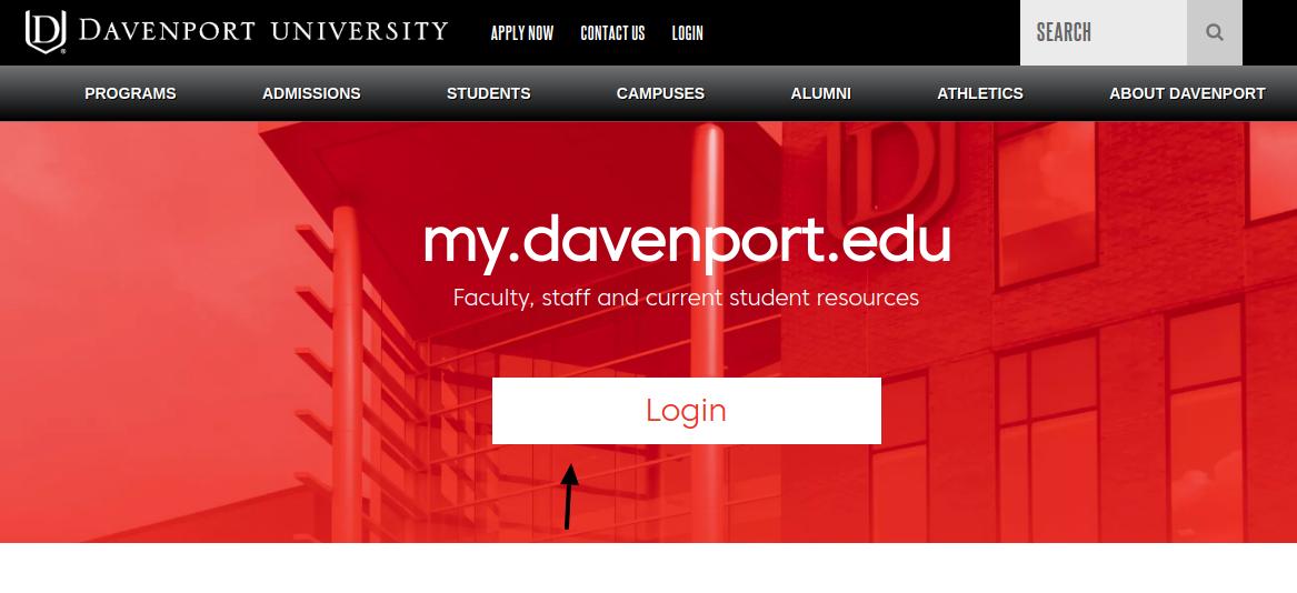 Davenport University Login