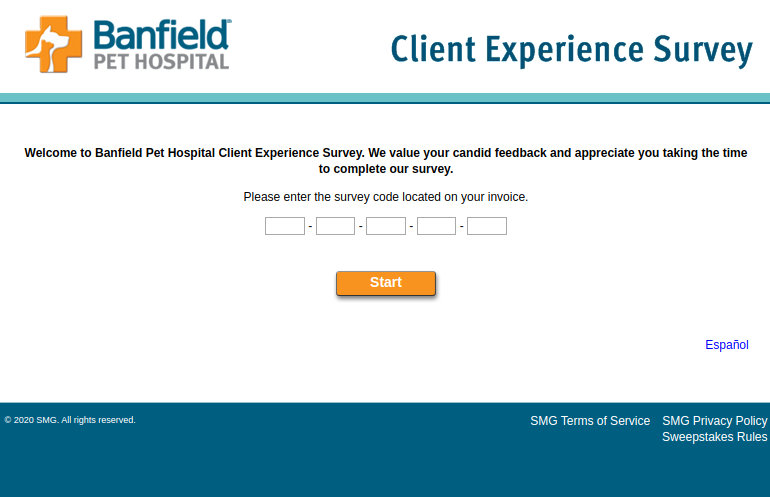 Banfield Hospital Client Experience Survey